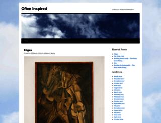 ofteninspired.com screenshot