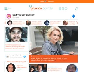 ofuxico.terra.com.br screenshot