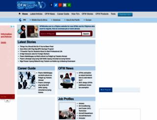 ofwguide.com screenshot
