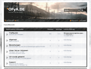 ofya.de screenshot