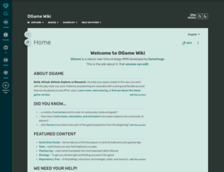 ogame.wikia.com screenshot