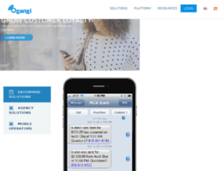 ogangi.com screenshot