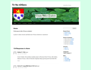 ogara.org screenshot