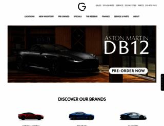 ogaracoach.com screenshot