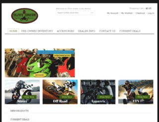 ogcycleworks.com screenshot