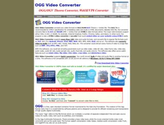 ogg-converter.net screenshot