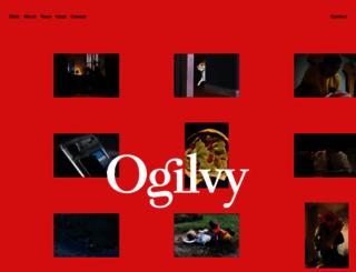 ogilvy.com screenshot