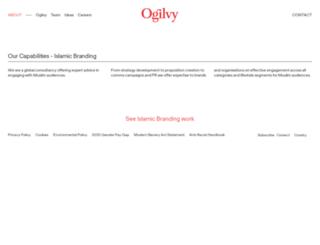 ogilvynoor.com screenshot