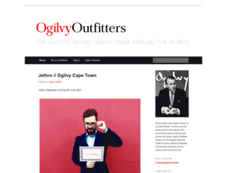 ogilvyoutfitters.com screenshot
