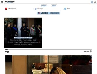ogliopo.laprovinciacr.it screenshot