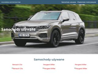 ogloszenia-bezplatne.pl screenshot