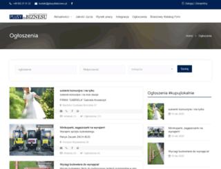 ogloszenia.gazetainformator.pl screenshot