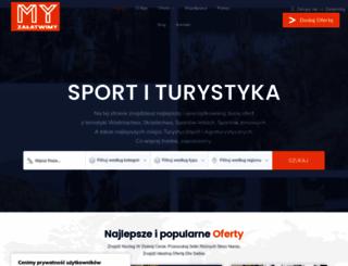 ogloszeniamazurskie.pl screenshot