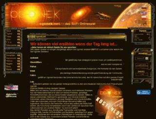 ogonek.net screenshot