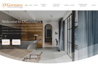 ogormans.com.au screenshot