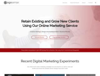 ogosense.com screenshot