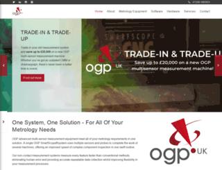 ogpuk.com screenshot