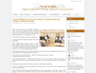 ogrenci.farukcagla.com screenshot