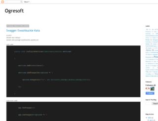 ogresoft.blogspot.no screenshot