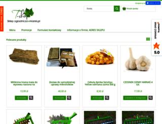 ogrodniczowiniarski.pl screenshot