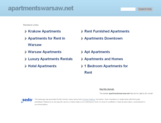 ogrodowa.apartmentswarsaw.net screenshot