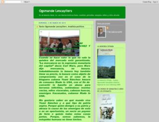 ogsmande.blogspot.com screenshot