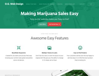 ogwebdesign.com screenshot