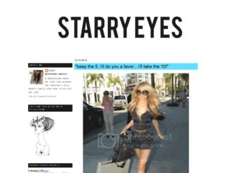 oh-starry-eyes.blogspot.com screenshot