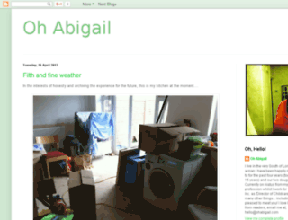 ohabigail.com screenshot