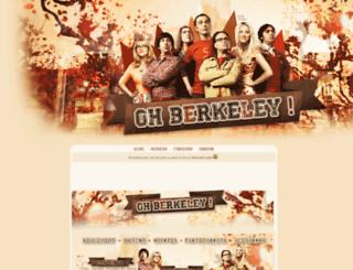 ohberkeley.forumactif.org screenshot