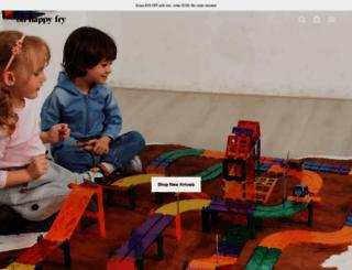ohhappyfry.com screenshot