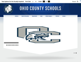 ohio.k12.ky.us screenshot