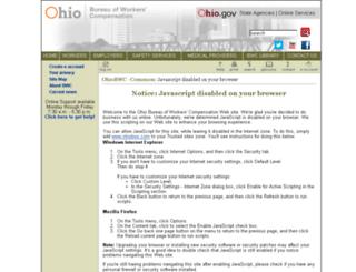 ohiobwc.com screenshot