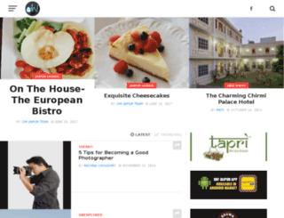 ohjaipur.com screenshot