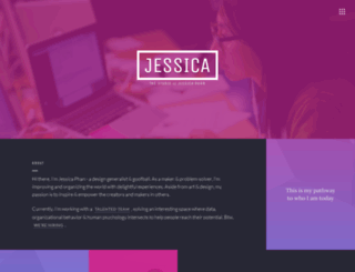 ohjessica.com screenshot