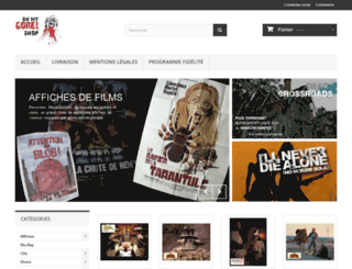 ohmygore-shop.com screenshot