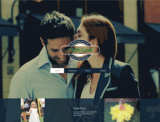 ohmygosh.uk.com screenshot