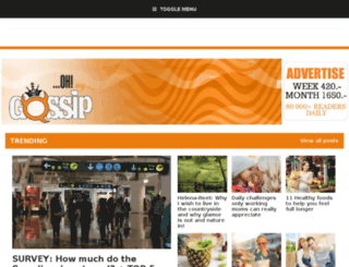 ohmygossip.com.br screenshot