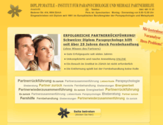 ohne-wissen-des-partners.ch screenshot