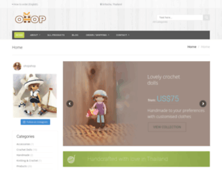 ohopshop.com screenshot