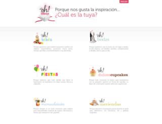 ohpromotions.com screenshot