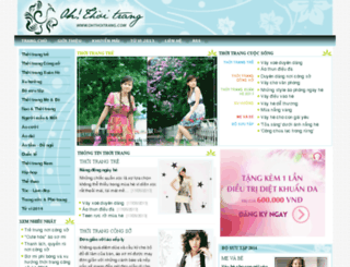 ohthoitrang.com screenshot