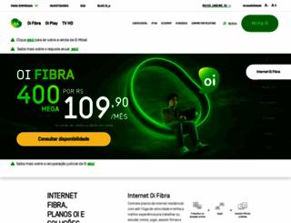 oi.com.br screenshot