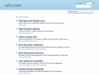 oi2u.com screenshot