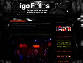 oigofotos.wordpress.com screenshot