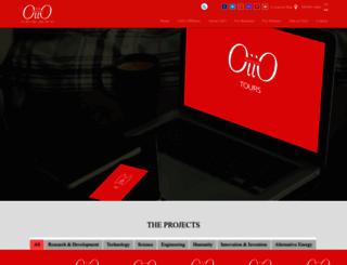 oiiointernational.com screenshot