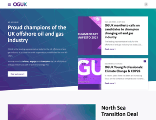 oilandgasuk.co.uk screenshot