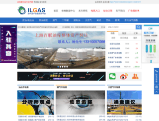 oilgas.com.cn screenshot