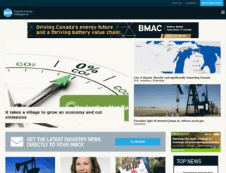 oilweek.com screenshot