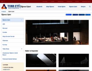 oim.etu.edu.tr screenshot
